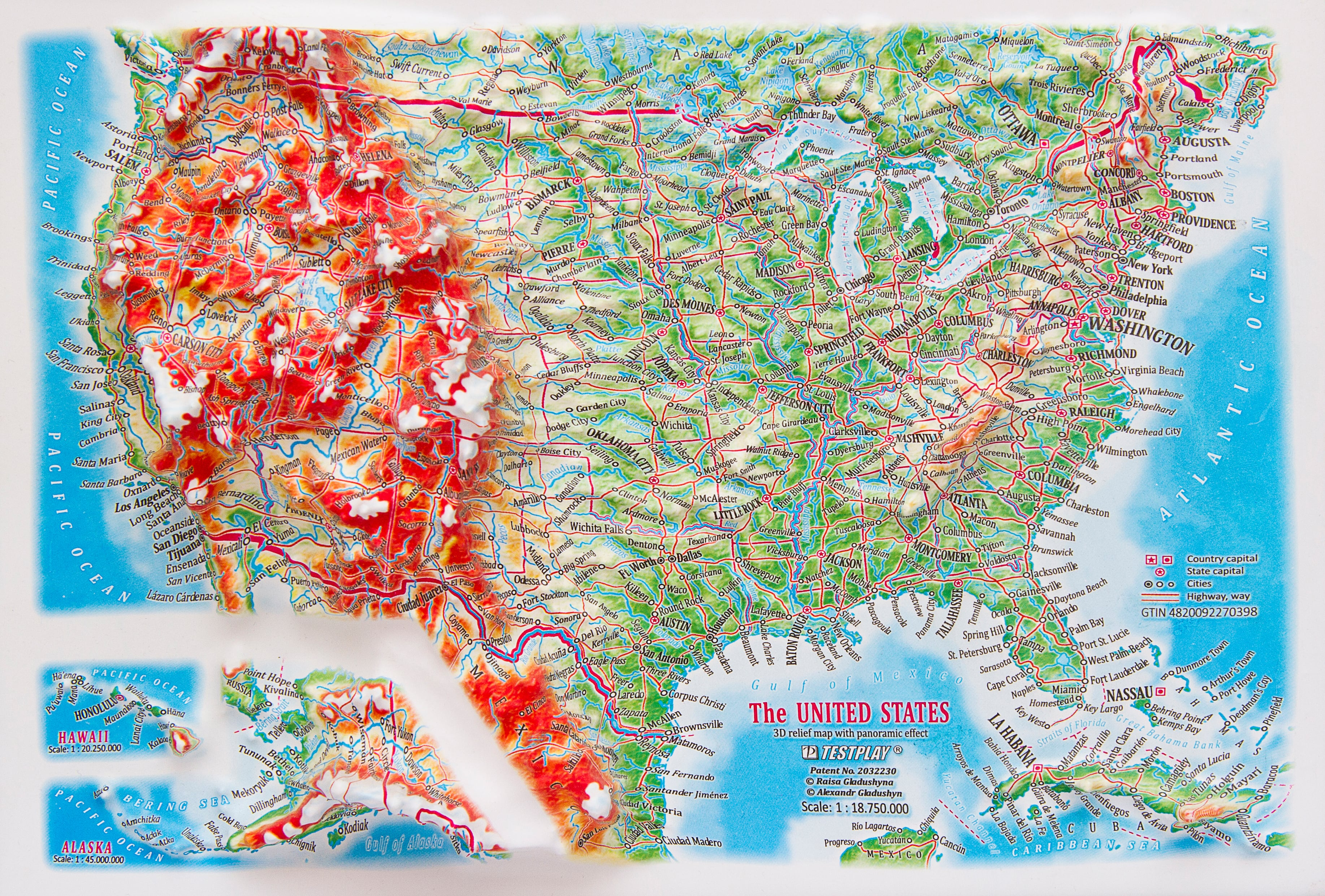 3D Relief Panoramic Map USA in A4 size on map in us, map of usa, delaware usa, rhode island usa, map tx usa, map nw usa, world map usa, map with title, map from mexico, map maine usa, map for us, map se usa, map in india, map sw usa, map los angeles usa, google maps usa, map in europe, map of missouri and bordering states, map or usa, map af usa,