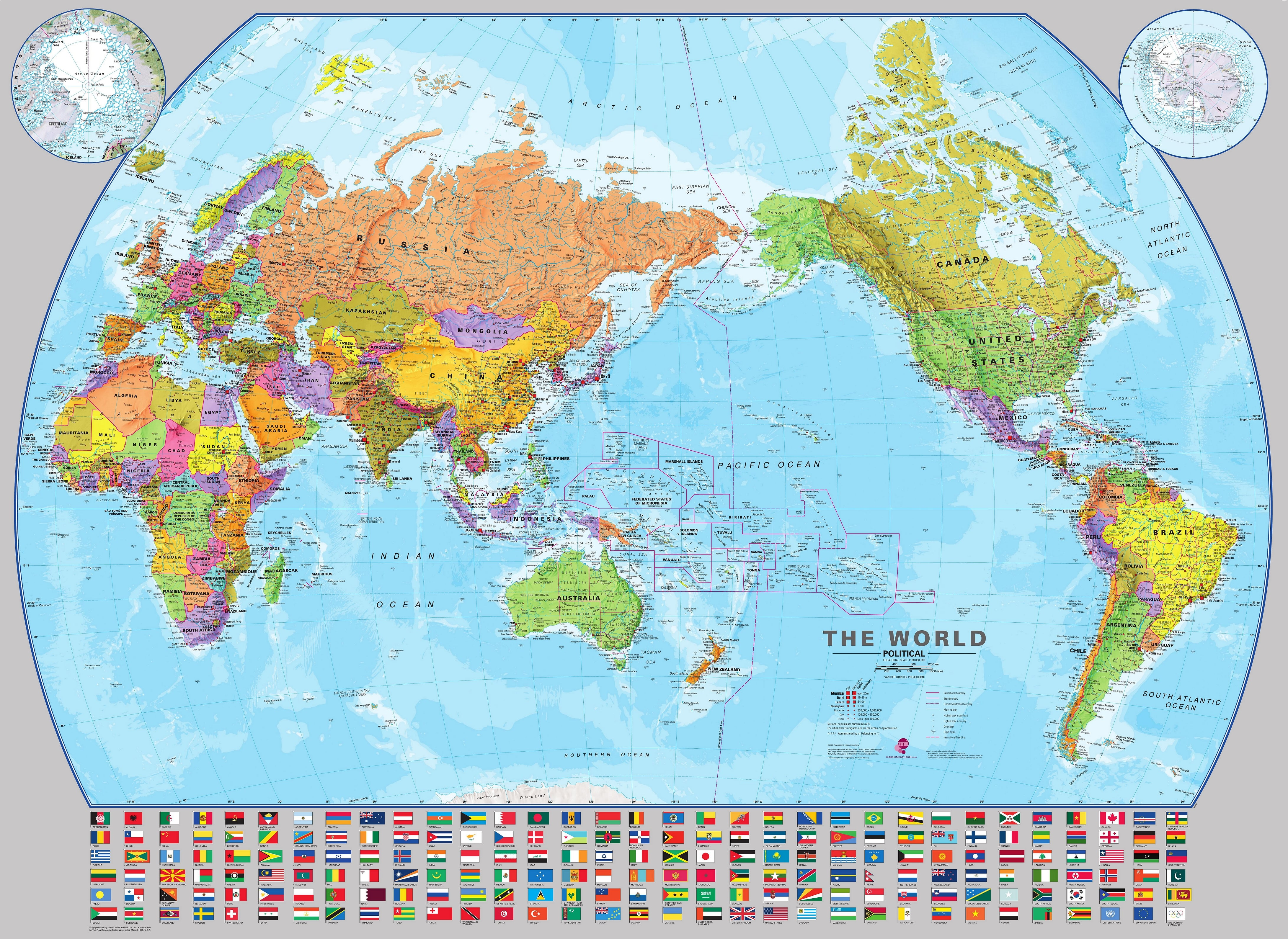 Political world map pacific centered with flags political world political world map pacific centered with flags political world maps world maps gumiabroncs Image collections