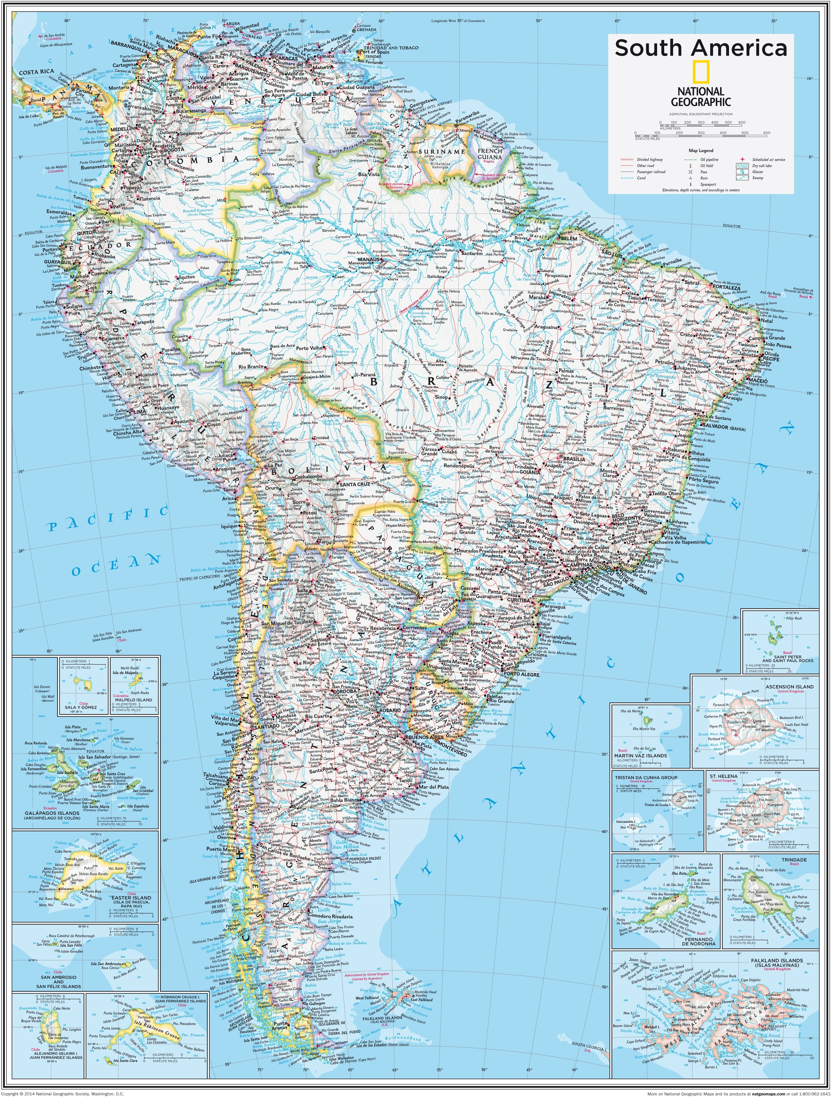 South America 73 x 91cm on map of southern uk, map of southern grenada, map of southern zambia, map of southern east coast, paraguay map south america, map of southern ethiopia, temples in south america, ancient temples south america, map of southern us beaches, southern cone of latin america, map of africa, the southern region of america, map of central andes, map of southern cambodia, road map south america, map of southern singapore, map of southern mediterranean countries, map of southern us states, map of southern continent, map of central america,