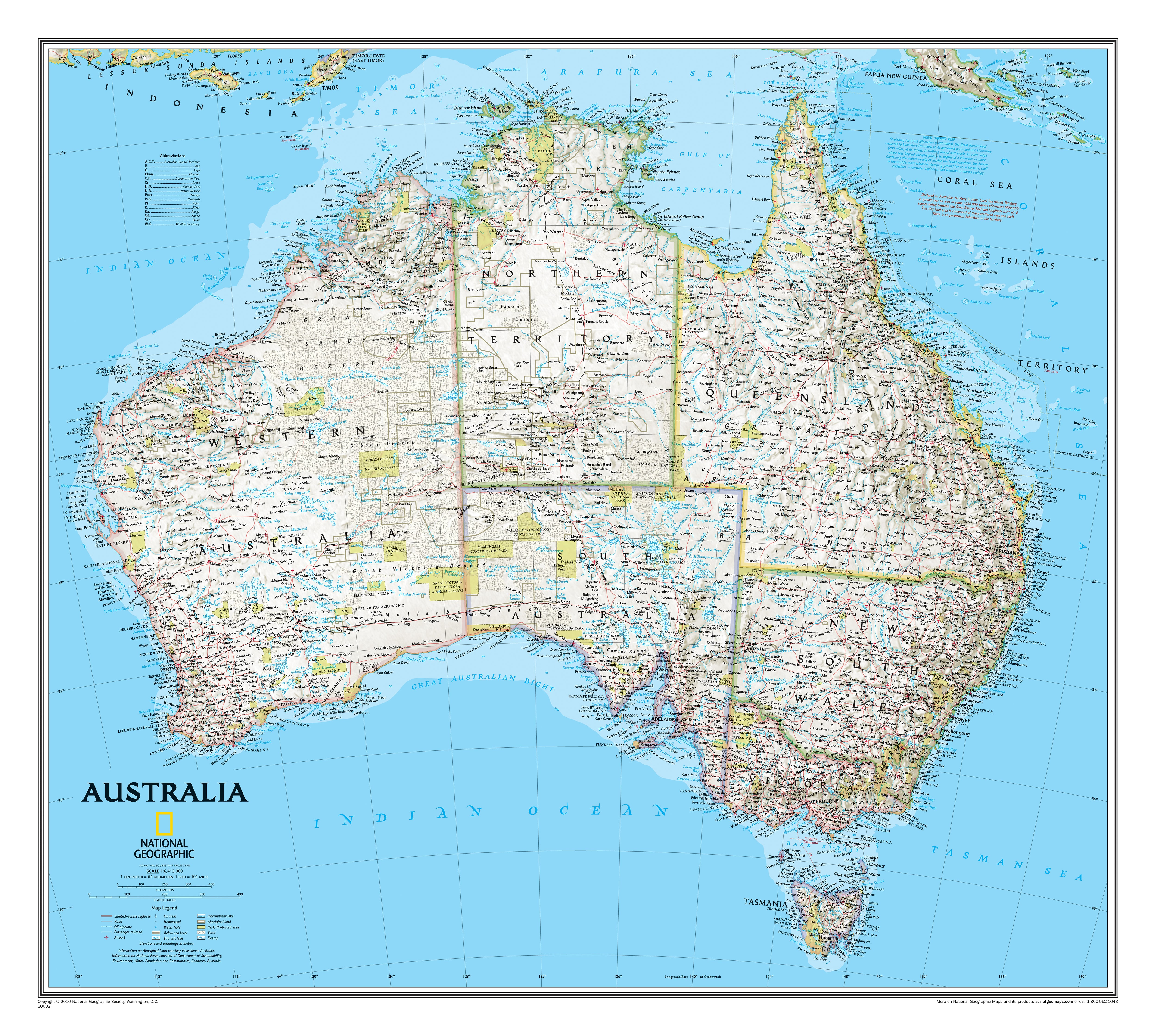 Australia Wall Map Australia Wall Maps - Buy wall map of the world