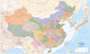Asien Landkarten
