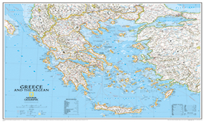 Südeuropa Landkarten