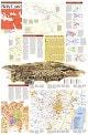 1989 Holy Land Map Side 2 51 x 79cm