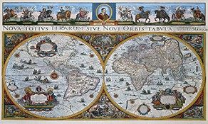 Antike Karten Interkart