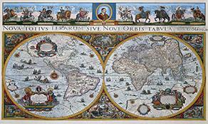 historiske verdenskort