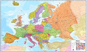 Store Europæiske Kort