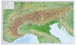 3D Countries and Regions Maps