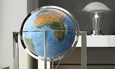Illuminated Globes