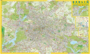 City Maps of Germany
